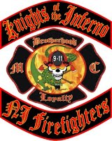 Knights of the Inferno Firefighter MC